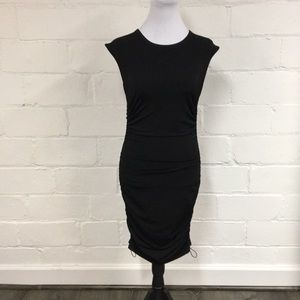 MICHAEL Michael Kors T-Shirt Dress in Black